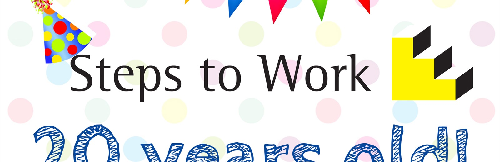 Steps to Work turns 20!