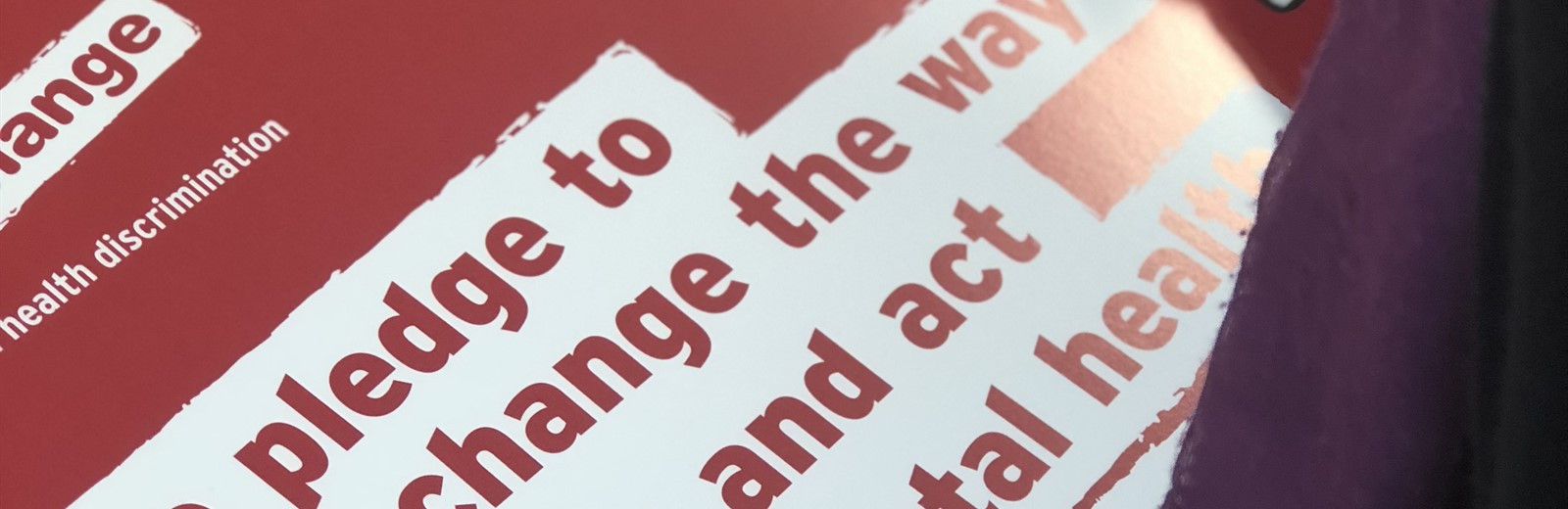Steps To Work Sign The Pledge To Change How We All Think and Act About Mental Health
