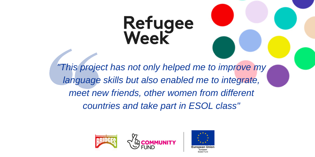 Supporting Refugees with BBO Bridges 2